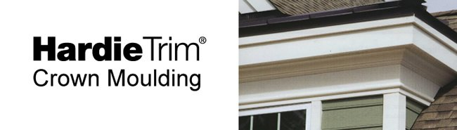 Hardie Trim Crown Molding | Holden Humphrey Company