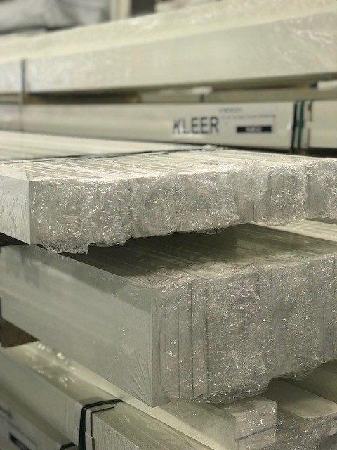 KleerPak PVC trim